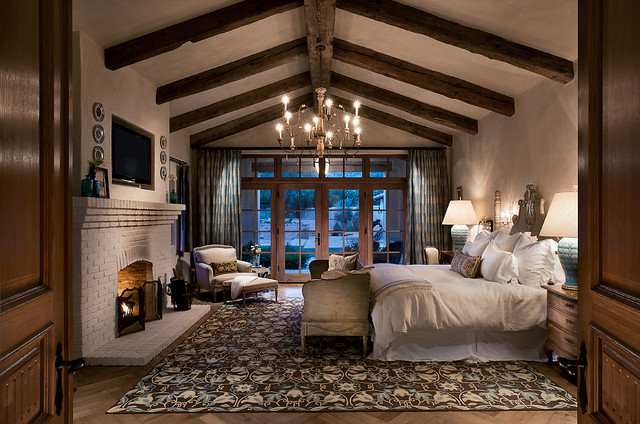 French Country Master Bedroom Design and Decorating Ideas ~ Art ...