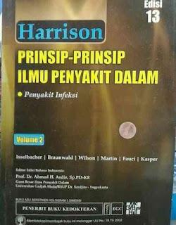 HARRISON PRINSIP-PRINSIP ILMU PENYAKIT DALAM 03 ED. 13