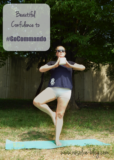 Cottonelle go commando