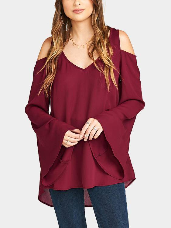 https://www.yoins.com/Burgundy-Chiffon-Blouses-With-Cold-Shoulder-p-1170579.html