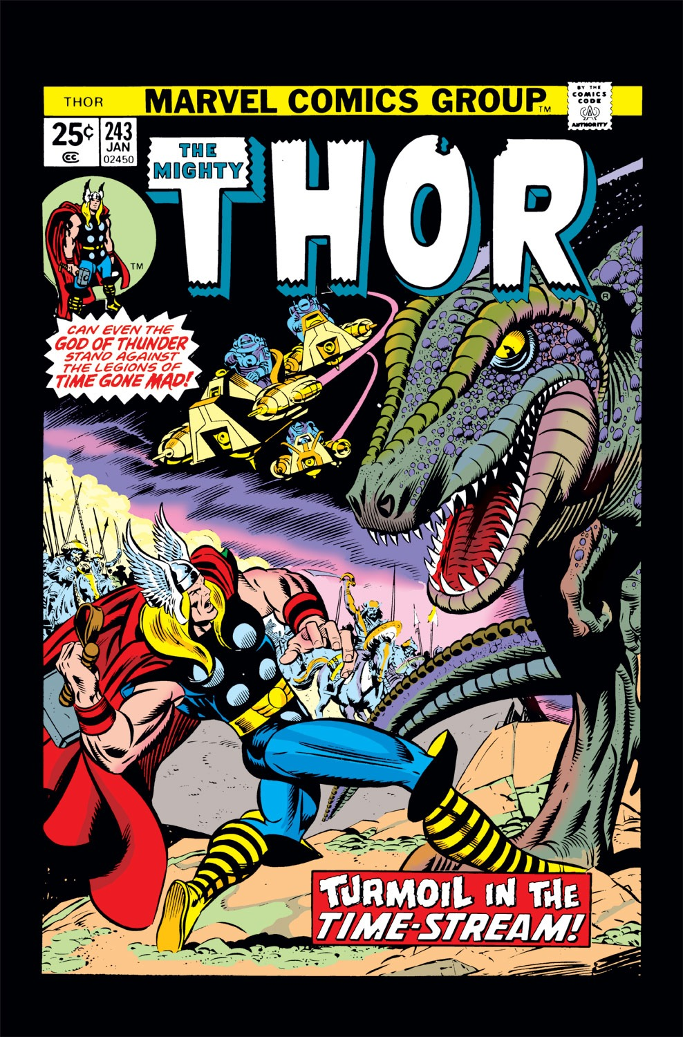 Thor (1966) 243 Page 1