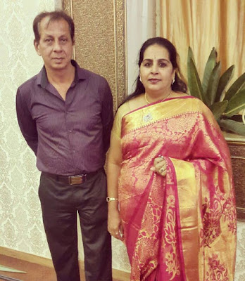 Nikki Galrani father and mother