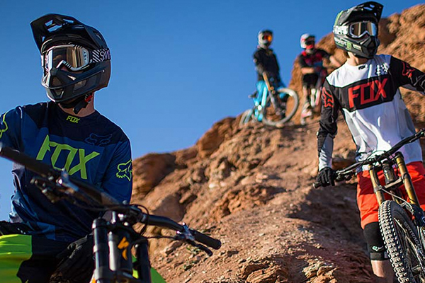 Fox MTB Presents Unmistakable Confidence