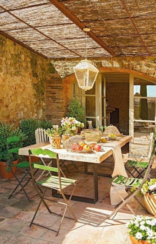Outdoor Dining Rooms Ideas - Enjoy Your Dining Outdoor With Family 4