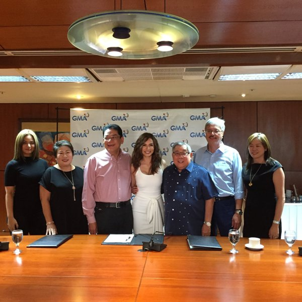 Jennylyn Mercado renews contract with GMA Network