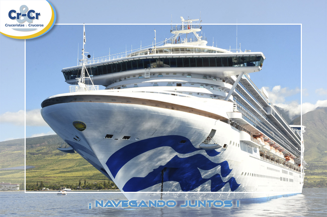 PRINCESS CRUISES PRESENTA LA RENOVACIÓN DE SU BUQUE STAR PRINCESS