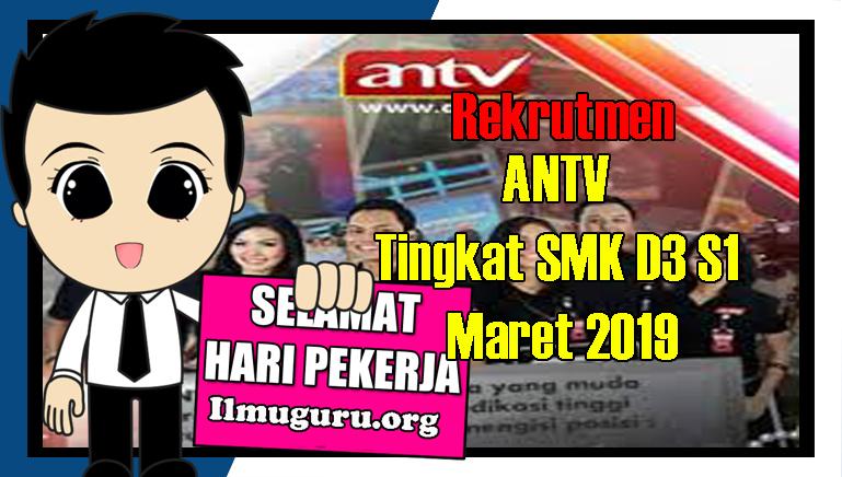 Loker ANTV 2019