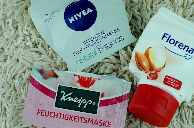 Empties Gesichtsmasken April 2016