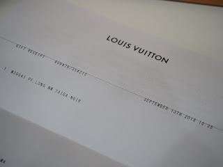 ルイヴィトン 新品札入れ M30541 国内定価68,040円 をお買い取り致しました