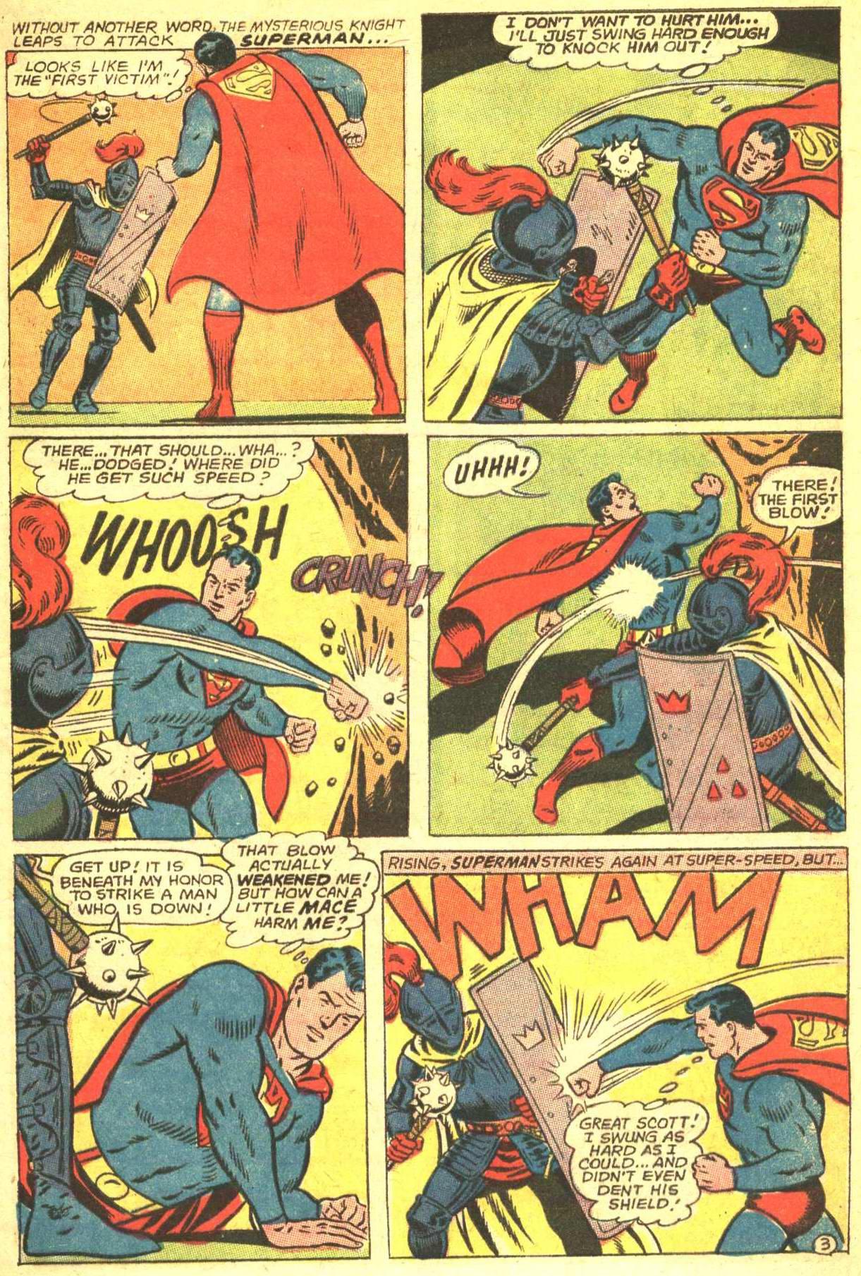 Read online World's Finest Comics comic -  Issue #162 - 5
