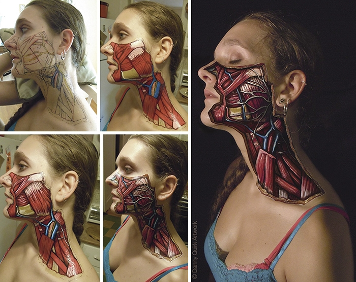 07-Danny-Quirk-Anatomy-Explored-with-Body-Painting-www-designstack-co