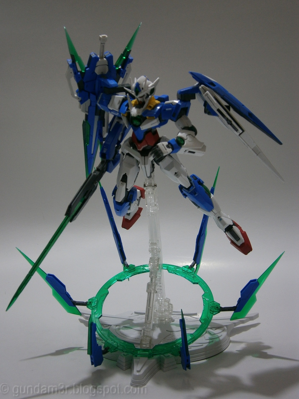 Add On Gn Sword Bit Ring For Gundam 00 Quanta Mg Review Gundam3r