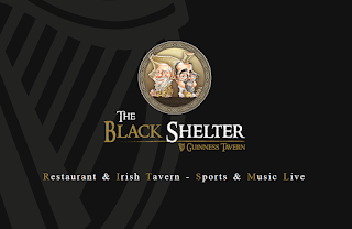 Black Shelter Irish tavern - music live