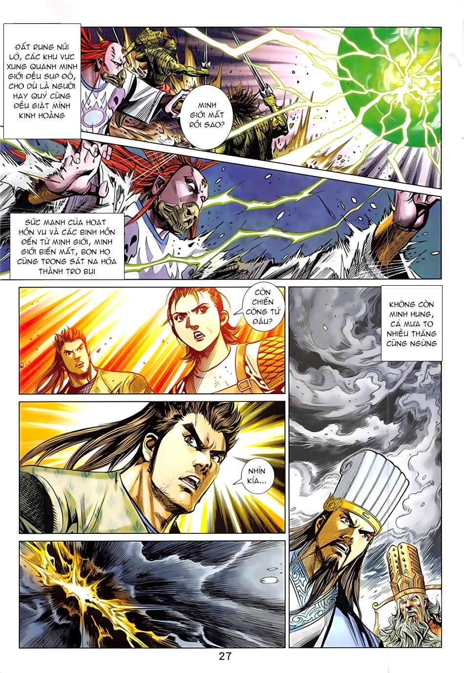 Xuân Thu Chiến Hùng Chap 344 page 26 Congtruyen24h