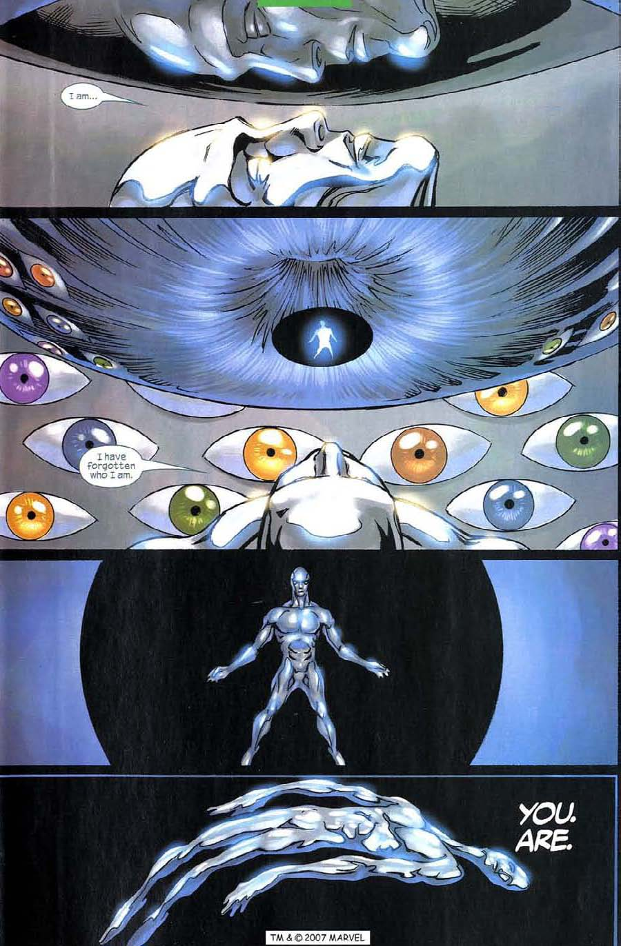 Read online Silver Surfer (2003) comic -  Issue #6 - 5