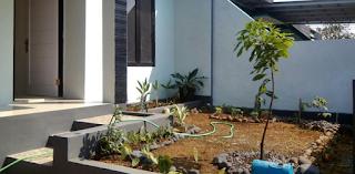 Rumah dijual Banten dengan halaman luas