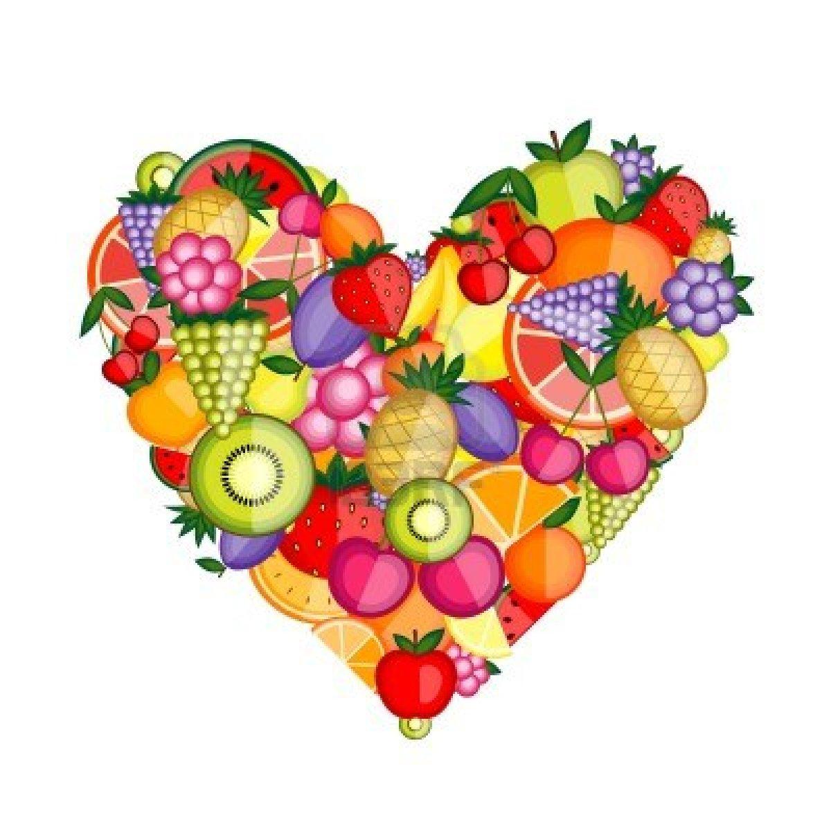 Good Food Heart Biscuits