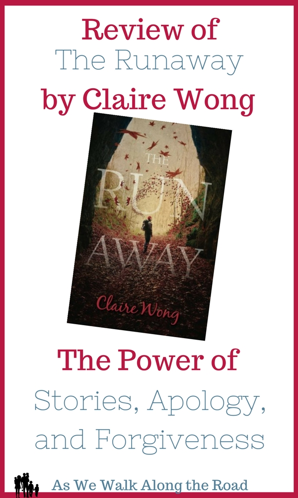 Review of The Runaway by Claire Wong