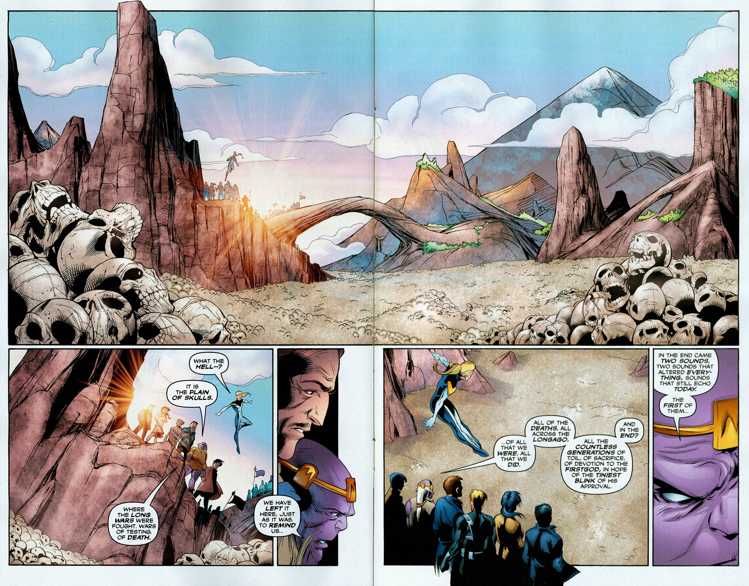 Read online Trinity (2008) comic -  Issue #30 - 13