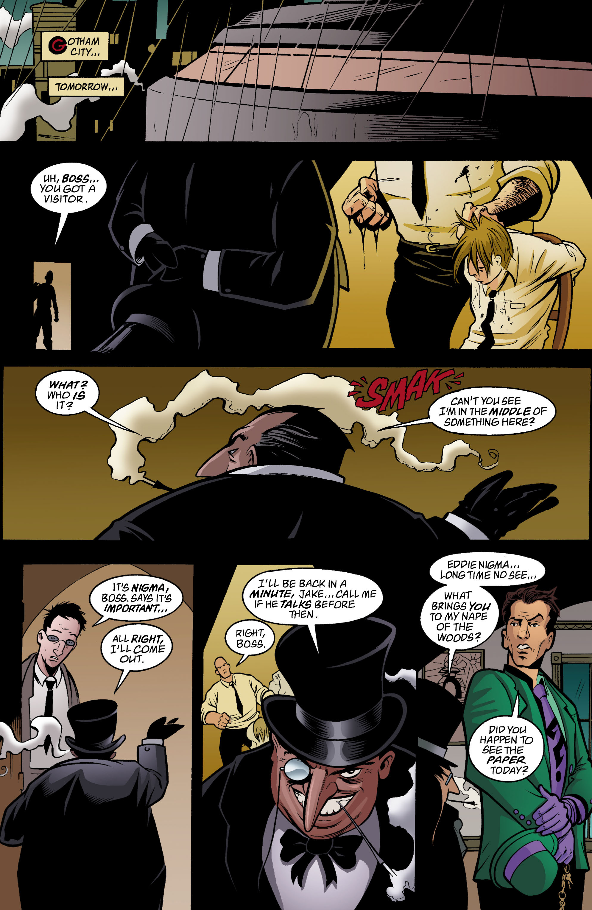 Detective Comics (1937) 777 Page 14