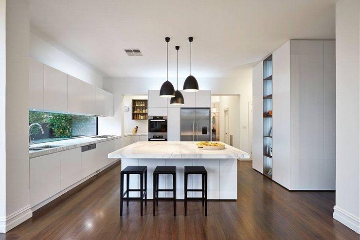 thiết kế thi công nội thất nhà bếp độc đáo 9
