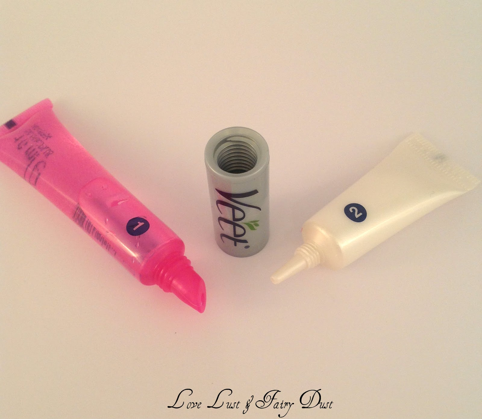 Veet Face Precision Wax and Care review
