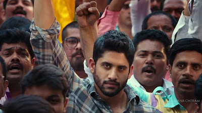 Desktop HD Image Of Yuddham Sharanam Actor Naga Chaitanya
