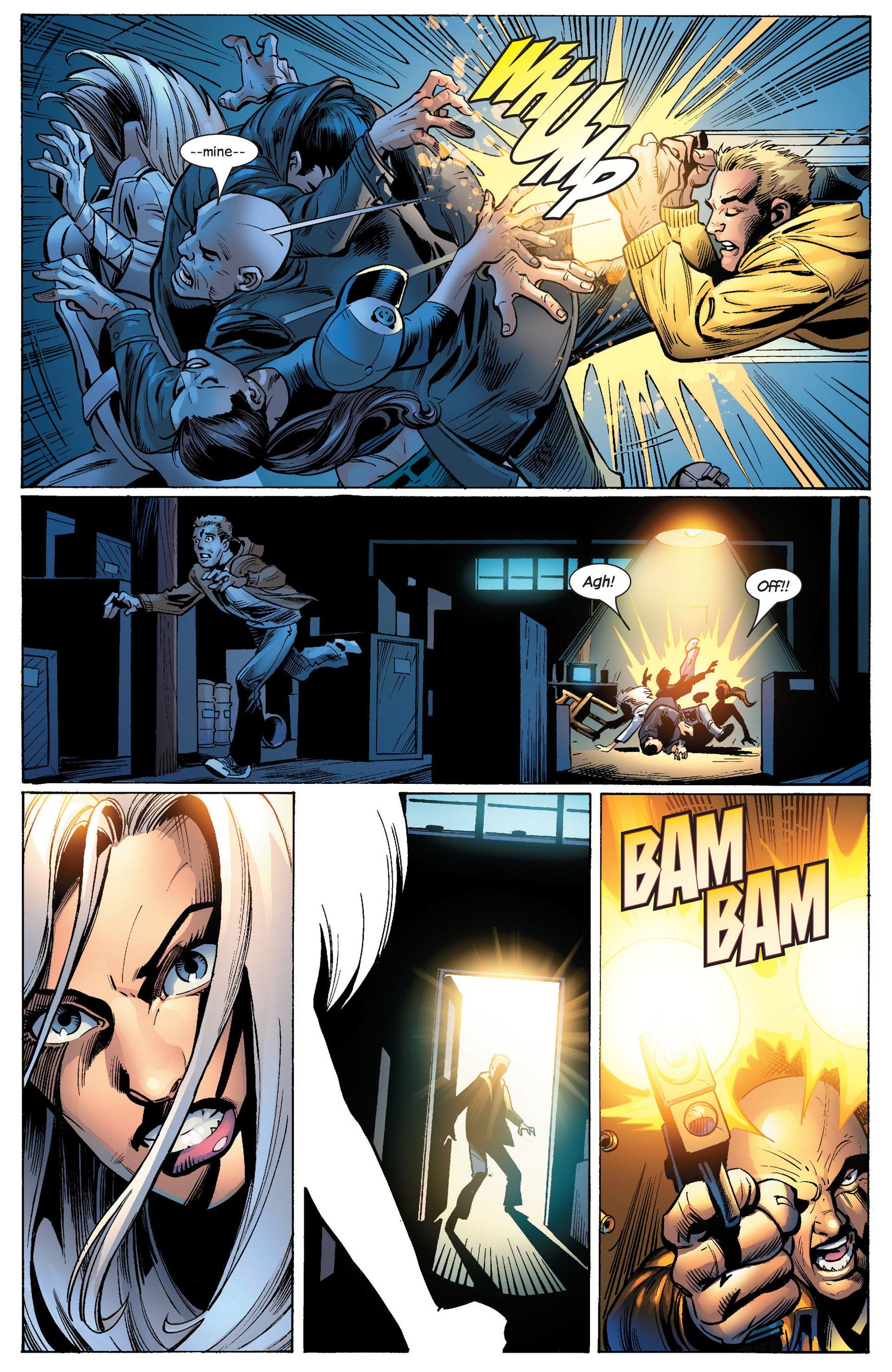 Read online Ultimate Spider-Man (2000) comic -  Issue #87 - 9