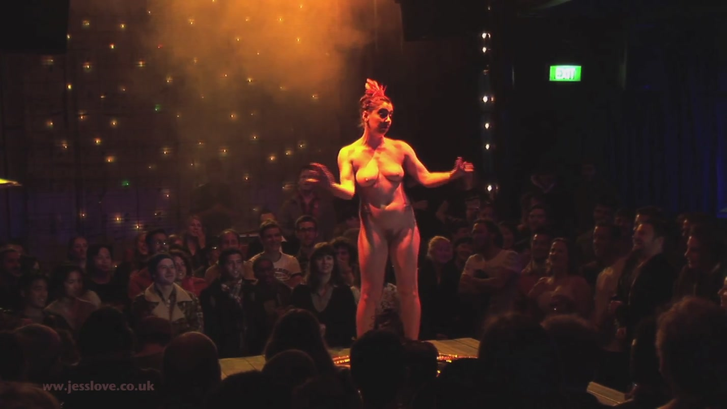 Nude Female Performers