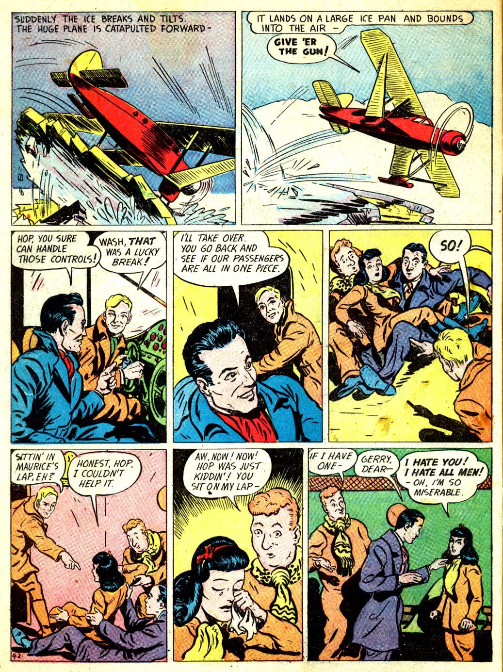 Read online All-American Comics (1939) comic -  Issue #11 - 18