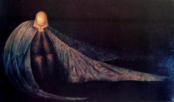 Leonor Fini | 1907-1996 | Argentine Surrealist painter