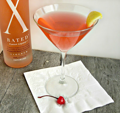 The X-Rated Martini