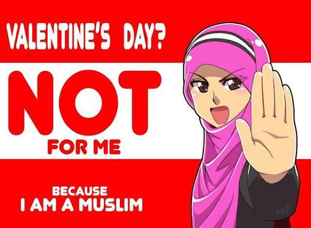 Ini Jawaban Kenapa Kita Bisa Menggunakan Produk Non Muslim Tanpa Perlu Ikut Merayakan Valentine
