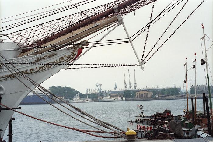 Gdansk, Gdynia, Dar Pomorza, Prinzess Eitel Friedrich, © L. Gigout, 1990