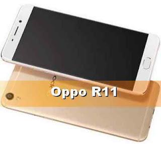 HP Oppo R11