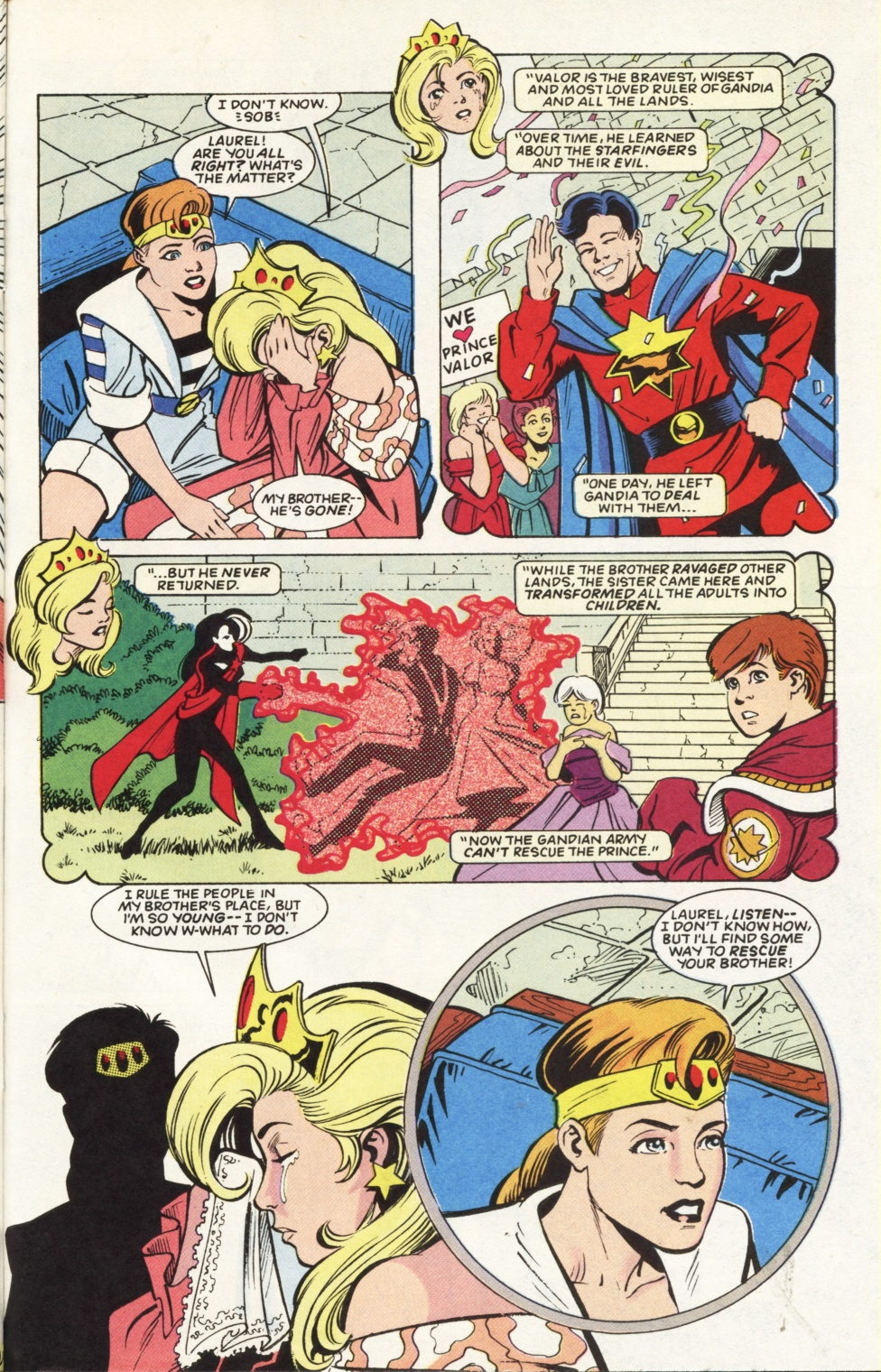 Legion of Super-Heroes (1989) _Annual_6 Page 32