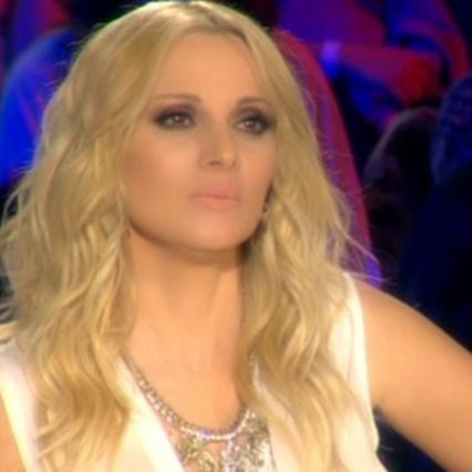 Ζήνα: «Τη λέει» σε όσους μίλησαν για φίλτρο στην εικόνα της στο «Χ-Factor»