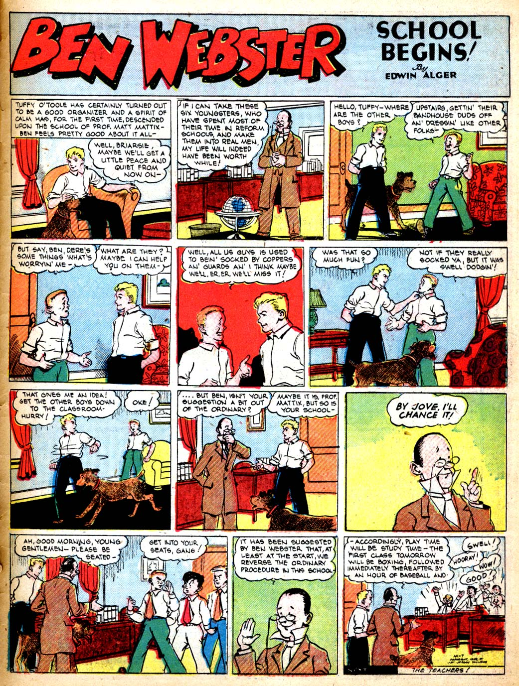 Read online All-American Comics (1939) comic -  Issue #9 - 55