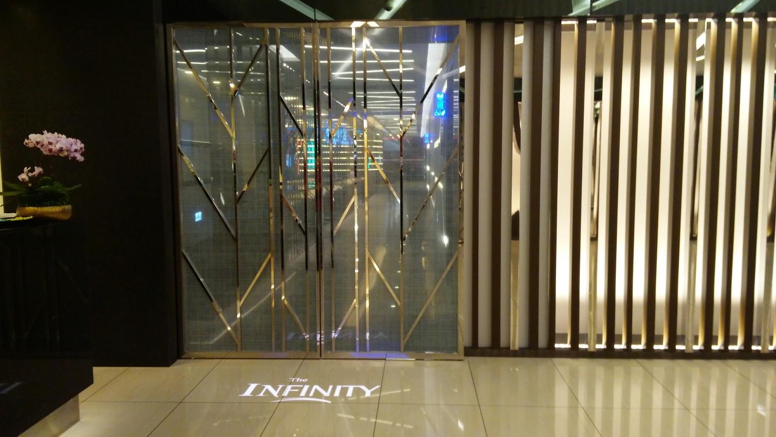黑老闆說︱長榮貴賓室有分Star與Infinity,Infinity是給頭等艙與尊榮會員使用的,應該會比較好。