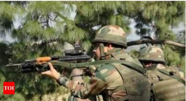 Indian Army destroys 7 Pakistani military posts crosswise over LoC