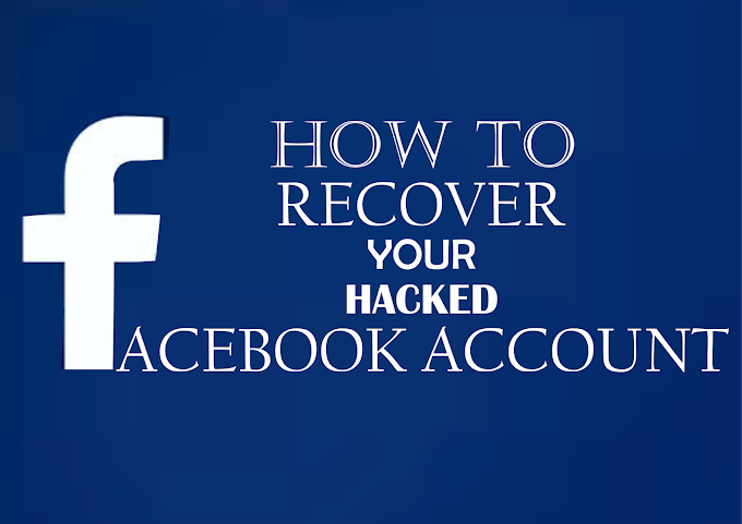 How to Recover Your Hacked Facebook Account