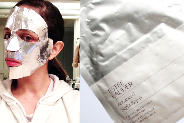 estee lauder powerfoil mask