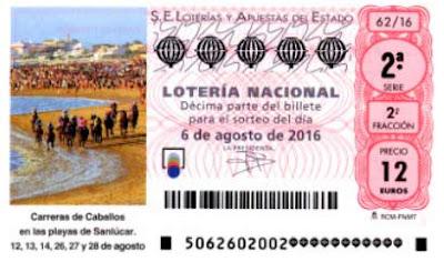 loteria nacional agosto