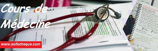 Les cours de Médecine par Module