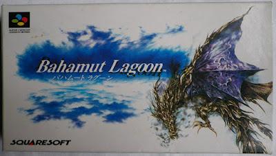 Bahamut Lagoon - Caja delante