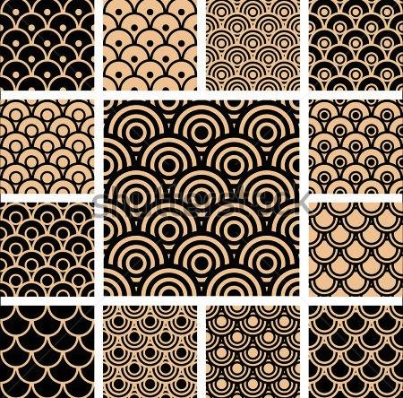 little geometric patterns. Black Bedroom Furniture Sets. Home Design Ideas