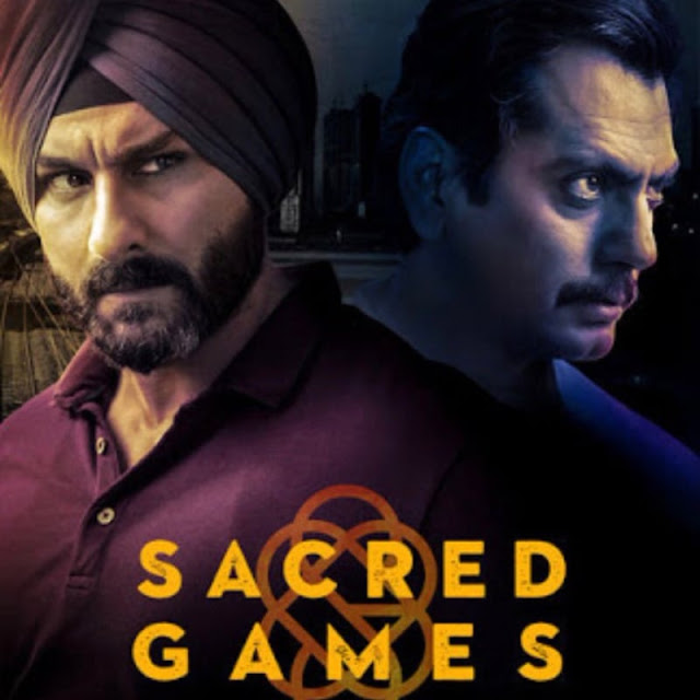 Free Download  Sacred Games Season 1 Complete