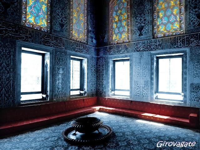 palazzo Topkapi harem Istanbul