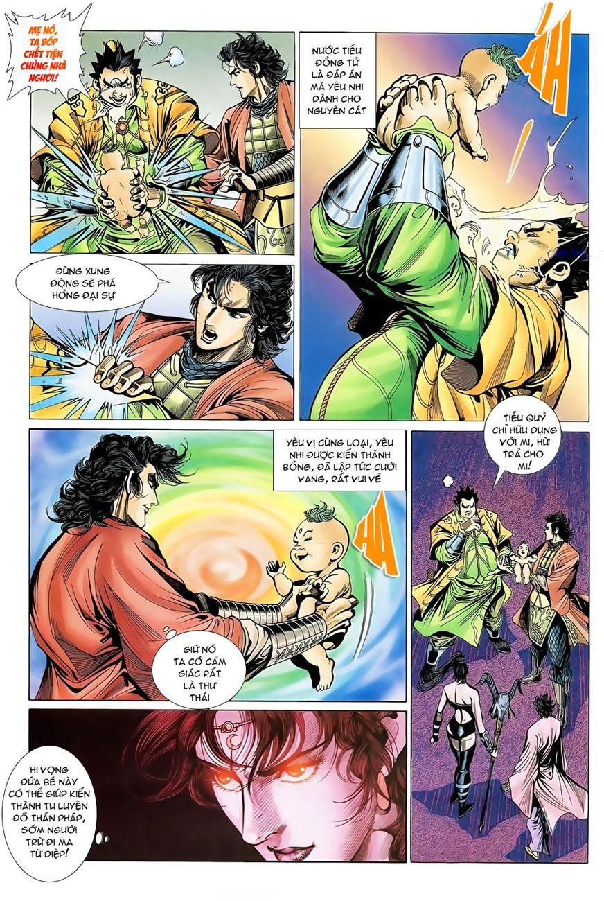 Đại Đường Uy Long chapter 72 trang 33