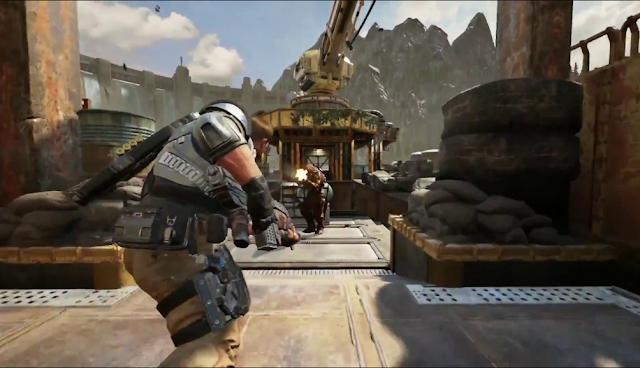 تحميل لعبة Gears of War 4 للكمبيوتر